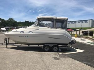 Used Stingray 240 CS240 CS Cruiser Boat For Sale