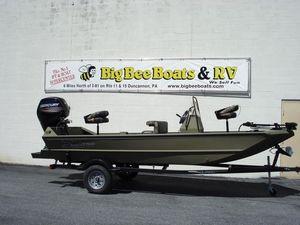 New Lowe Roughneck 1760 PathfinderRoughneck 1760 Pathfinder Aluminum Fishing Boat For Sale