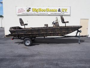 New Lowe Roughneck 1860 PathfinderRoughneck 1860 Pathfinder Bass Boat For Sale