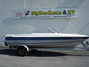 Used Bayliner 1950 CL1950 CL Bowrider Boat For Sale