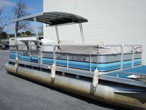 Used Kayot SKIPPER XL 24SKIPPER XL 24 Pontoon Boat For Sale