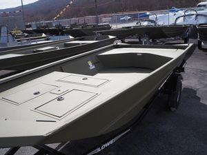 New Lowe Roughneck 1660 Deluxe TillerRoughneck 1660 Deluxe Tiller Utility Boat For Sale