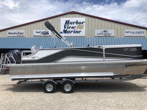 New G3 V 324 SEV 324 SE Pontoon Boat For Sale