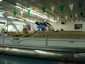 New Lowe SS230SS230 Pontoon Boat For Sale