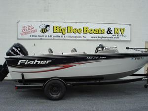 Used Fisher Hawk 186Hawk 186 Bass Boat For Sale
