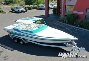 Used Hallett 250 Step-V250 Step-V High Performance Boat For Sale
