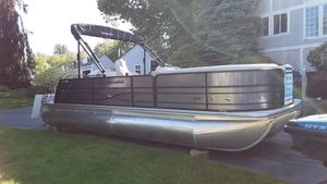 New Berkshire 24SB2 CTS24SB2 CTS Pontoon Boat For Sale