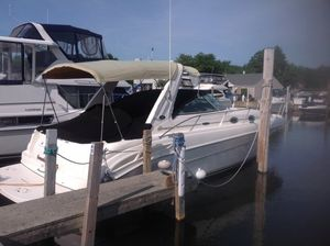 Used Sea Ray 340 Sundancer340 Sundancer Sports Cruiser Boat For Sale