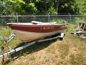 Used Lund Rebel 16Rebel 16 Freshwater Fishing Boat For Sale