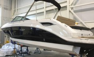 New Sea Ray 250SDX250SDX Sports Fishing Boat For Sale
