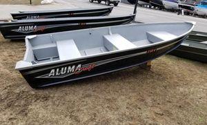 New Alumacraft T12VT12V Freshwater Fishing Boat For Sale