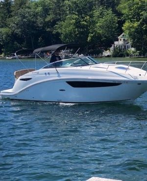 Used Sea Ray 260 Sundancer260 Sundancer Sports Cruiser Boat For Sale
