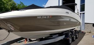 Used Sea Ray 260 Sundeck260 Sundeck Sports Fishing Boat For Sale