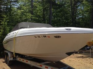 Used Four Winns H 260H 260 Sports Fishing Boat For Sale