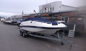 Used Ebbtide 21 FUNCRUISER21 FUNCRUISER Sports Fishing Boat For Sale