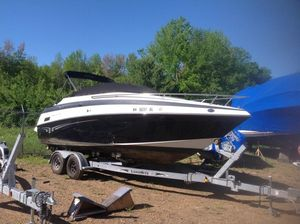 Used Crownline 235 CCR235 CCR Sports Fishing Boat For Sale