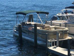 Used Harris 24 FLOAT BOAT24 FLOAT BOAT Pontoon Boat For Sale