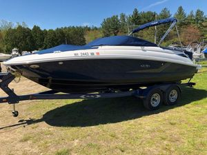 Used Sea Ray 220 Sundeck220 Sundeck Sports Fishing Boat For Sale