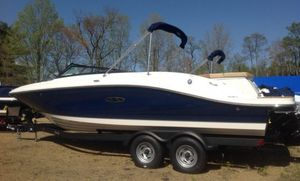 New Sea Ray 230SPX230SPX Sports Fishing Boat For Sale