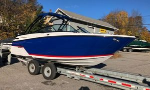 New Monterey 258SS258SS Sports Fishing Boat For Sale