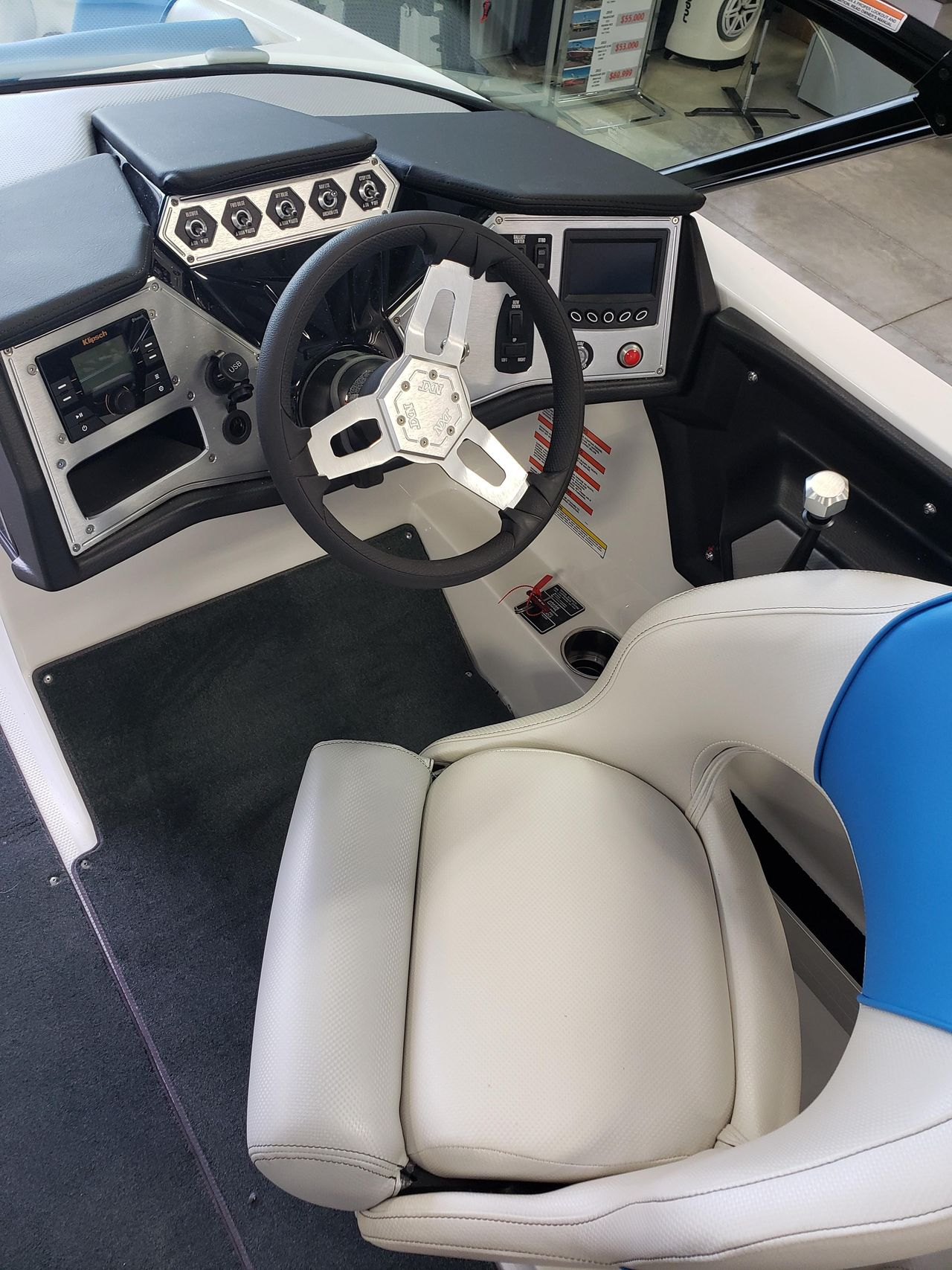 2019 New Mastercraft NXT22NXT22 Ski and Wakeboard Boat For