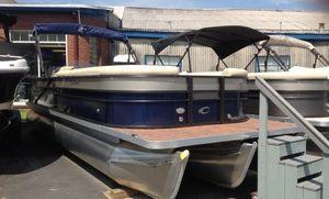 New Crest II 250SLSCREST II 250SLS Pontoon Boat For Sale