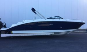 New Sea Ray 270SDX270SDX Sports Fishing Boat For Sale