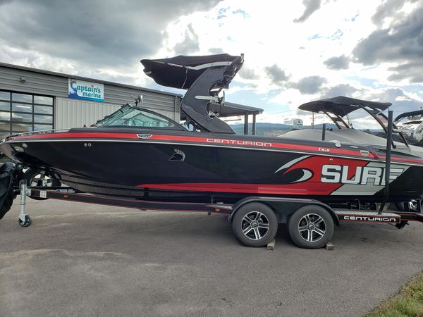 Used Centurion SV244 EnzoSV244 Enzo Ski and Wakeboard Boat For Sale