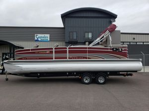 Used Premier 250 Grand Majestic LTD250 Grand Majestic LTD Pontoon Boat For Sale