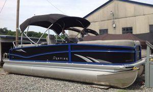 New Premier 230 Solaris RF230 Solaris RF Pontoon Boat For Sale