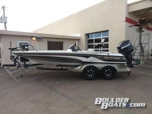 Used Nitro 911 CDC911 CDC Freshwater Fishing Boat For Sale