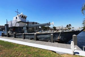 Used Landing Craft LCM-8LCM-8 Commercial Boat For Sale