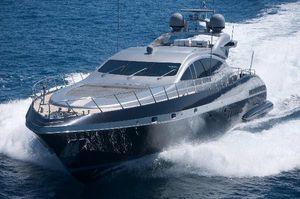 Used Mangusta 28m Overmarine28m Overmarine Motor Yacht For Sale