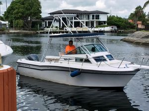 Used Grady-White OffshoreOffshore Cuddy Cabin Boat For Sale