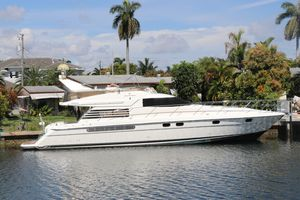 Used Fairline 59 Squadron59 Squadron Motor Yacht For Sale