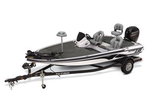 New Nitro Z18Z18 Bass Boat For Sale