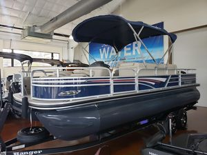 New Ranger REATA 223F w/ Mercury 150L 4SREATA 223F w/ Mercury 150L 4S Pontoon Boat For Sale