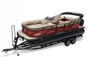 New Regency 210 DL3 w/200L 4S DTS210 DL3 w/200L 4S DTS Pontoon Boat For Sale