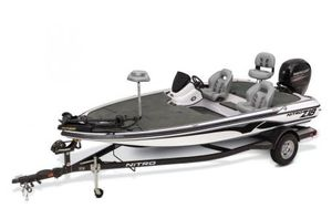 New Nitro Z18Nitro Z18 Bass Boat For Sale