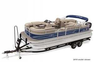 New Sun Tracker Party Barge 22RF XP3 w/150L 4SParty Barge 22RF XP3 w/150L 4S Pontoon Boat For Sale