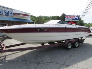 Used Chaparral 2550 SX2550 SX Cuddy Cabin Boat For Sale
