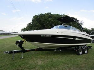 Used Sea Ray 240 Sundeck240 Sundeck Deck Boat For Sale