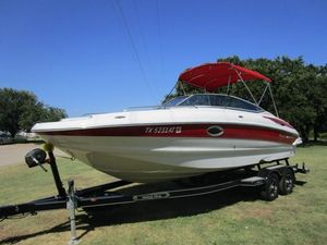 Used Crownline 240 EX240 EX Deck Boat For Sale