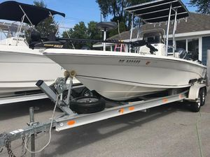 Used Nauticstar 2110 Nautic Bay Sport2110 Nautic Bay Sport Center Console Fishing Boat For Sale