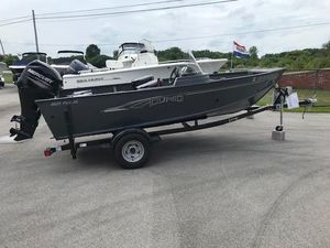 Used Lund 1625 Fury XL SS1625 Fury XL SS Utility Boat For Sale