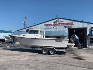 New Parker 2320 SL Sport Cabin2320 SL Sport Cabin Saltwater Fishing Boat For Sale