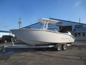 New Cape Horn 2222 Saltwater Fishing Boat For Sale