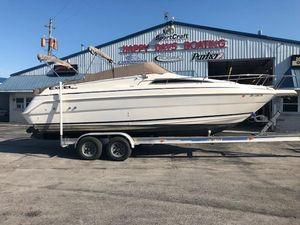 Used Wellcraft 26 Excel SE26 Excel SE Freshwater Fishing Boat For Sale