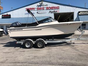Used Grady-White Freedom 205Freedom 205 Saltwater Fishing Boat For Sale