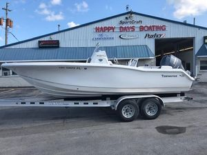 Used Tidewater 210 LXF210 LXF Center Console Fishing Boat For Sale